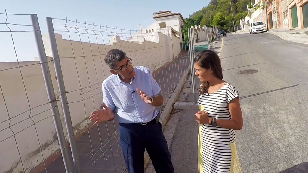 """Antonio Jaramillo, doctor en arquitectura: """"Un estudio mandaba no construir en esta zona de Almuñécar"""""""