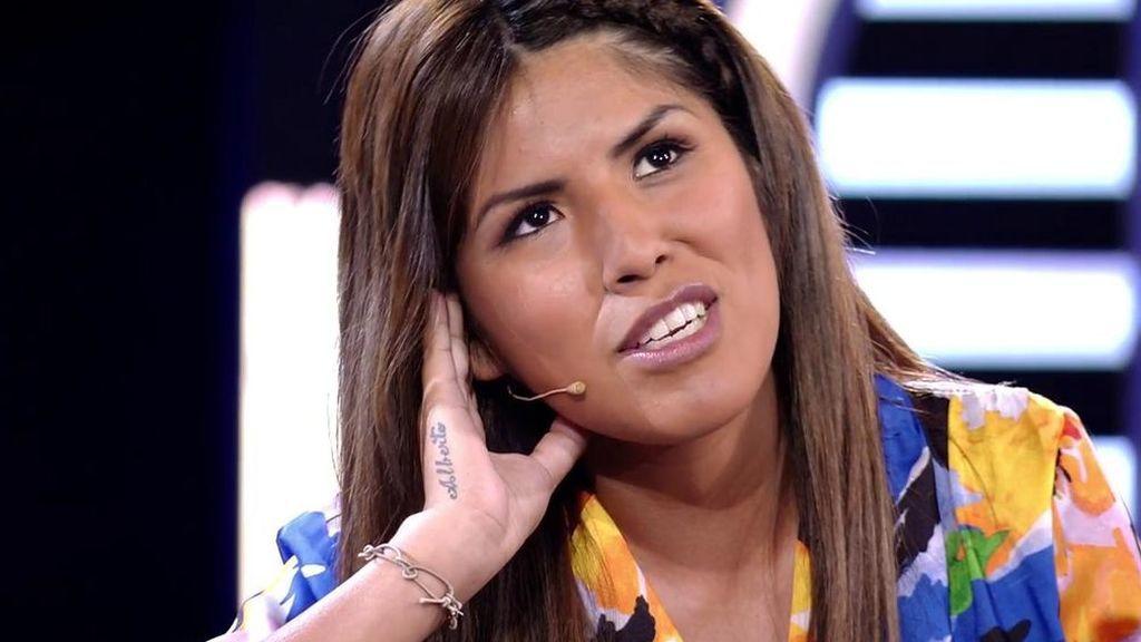 Isa Pantoja cuenta cómo reaccionó su madre tras su salida de 'GH VIP'