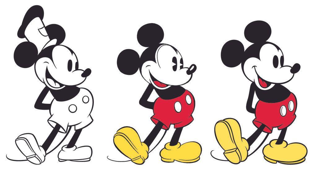 1. Mickey Timeline