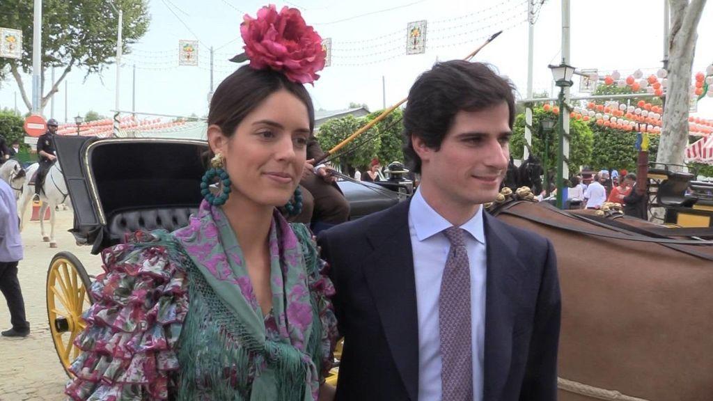 Traje especial, tiara e invitados vip: los detalles de la boda del Duque de Huéscar y Sofía Palazuelo este sábado
