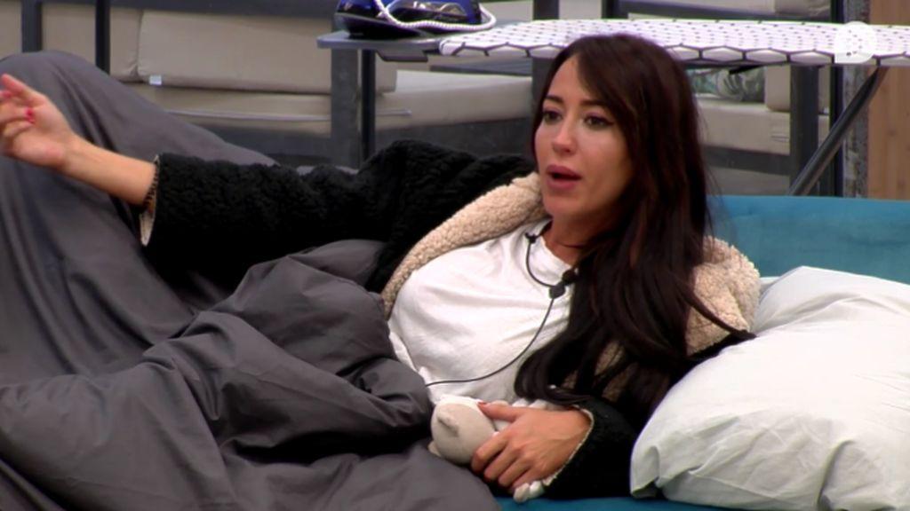 8.00 - 16.00: Suso enfada a Aurah y Mónica