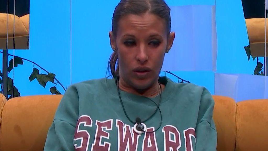 """Techi confiesa que quiere volver con Alejandro: """"La he cagado"""""""