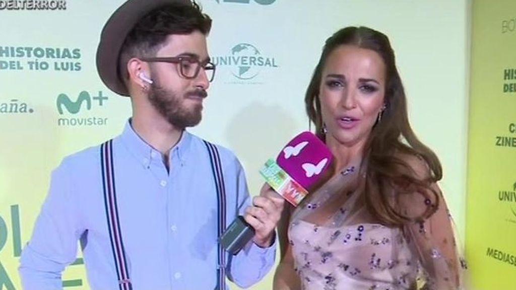 Paula Echevarría hace las paces con Núria Marín y se compromete a desbloquearla de Instagram