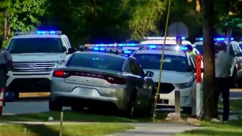 Un policía muerto y seis heridos en un tiroteo en Carolina del Sur