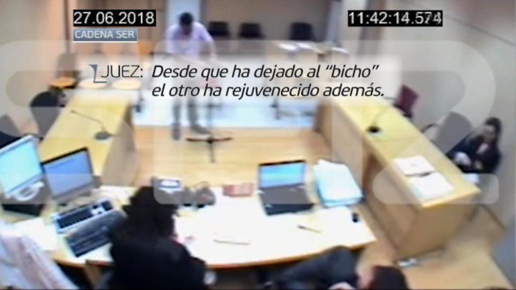 """Un juez llama """"bicho"""" e """"hija de puta"""" a una víctima de maltrato"""