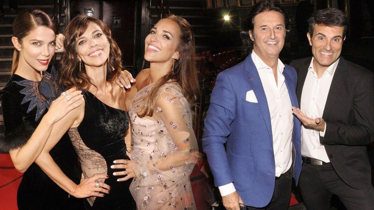 'Ola de crímenes', ola de vips de estreno: de fiesta con Paula Echevarría, Pelandy y Ariadne Artiles