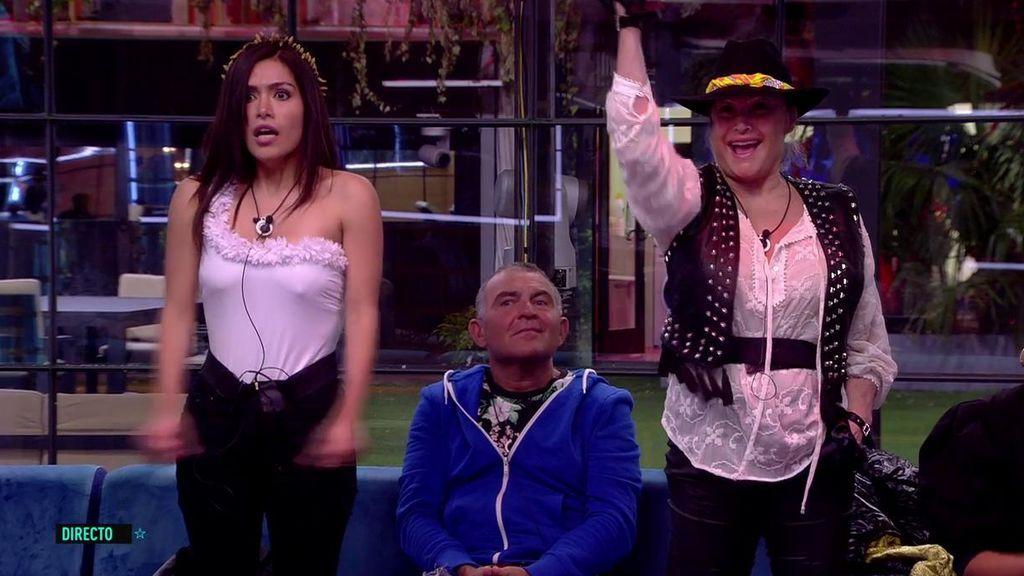 """Aramís, segunda expulsada de 'GH VIP 6': """"Si me dejan, volveré"""""""