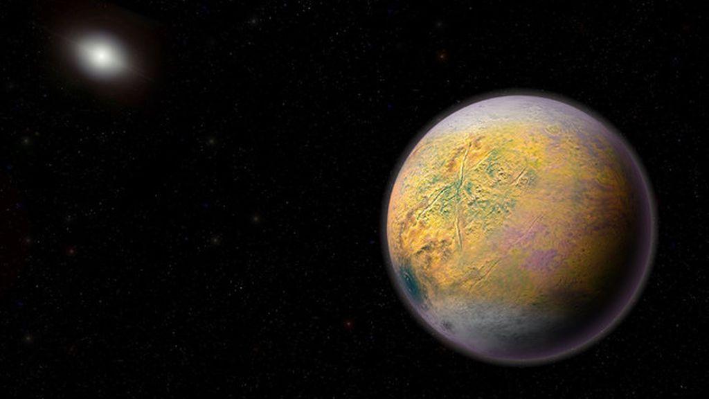 Un 'duende' ayuda a buscar el planeta X del sistema solar