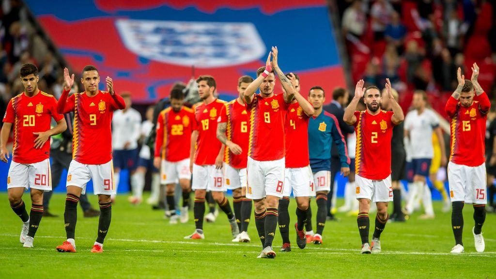 """El grave error de Inglaterra en la promoción del partido ante España: """"Game in Betis"""""""