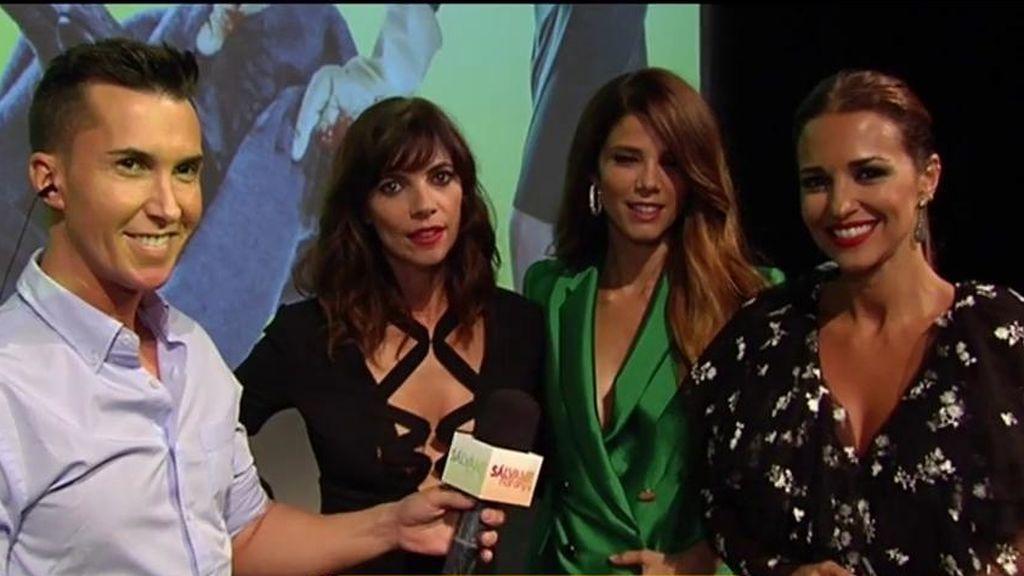 Este viernes llega a los cines 'Ola de crímenes', protagonizada por Maribel Verdú, Juana Acosta y Paula Echevarría