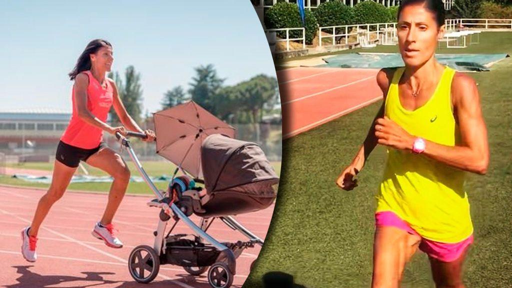 """Alessandra Aguilar: """"Yo no podría estar sin levantarme ni en plena preparación de unos JJ.OO."""""""