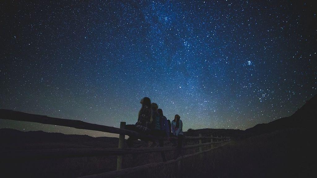 mirar estrellas