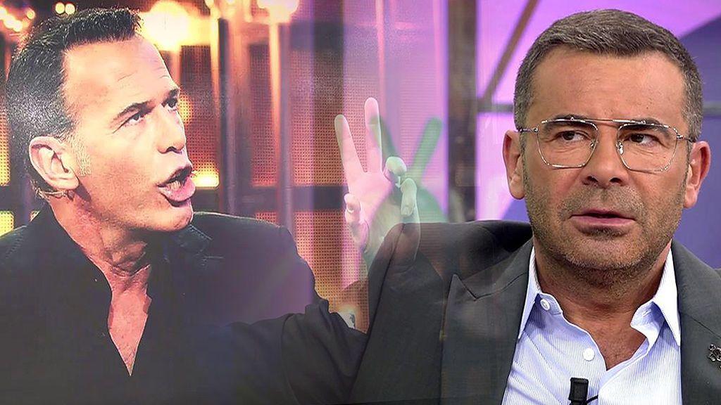 Carlos Lozano, muy cabreado con Jorge Javier Vázquez tras la última gala de 'GH VIP'