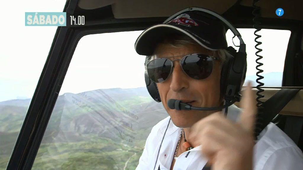 'Volando voy' los sábados a las 14:00 horas en BeMad Planet