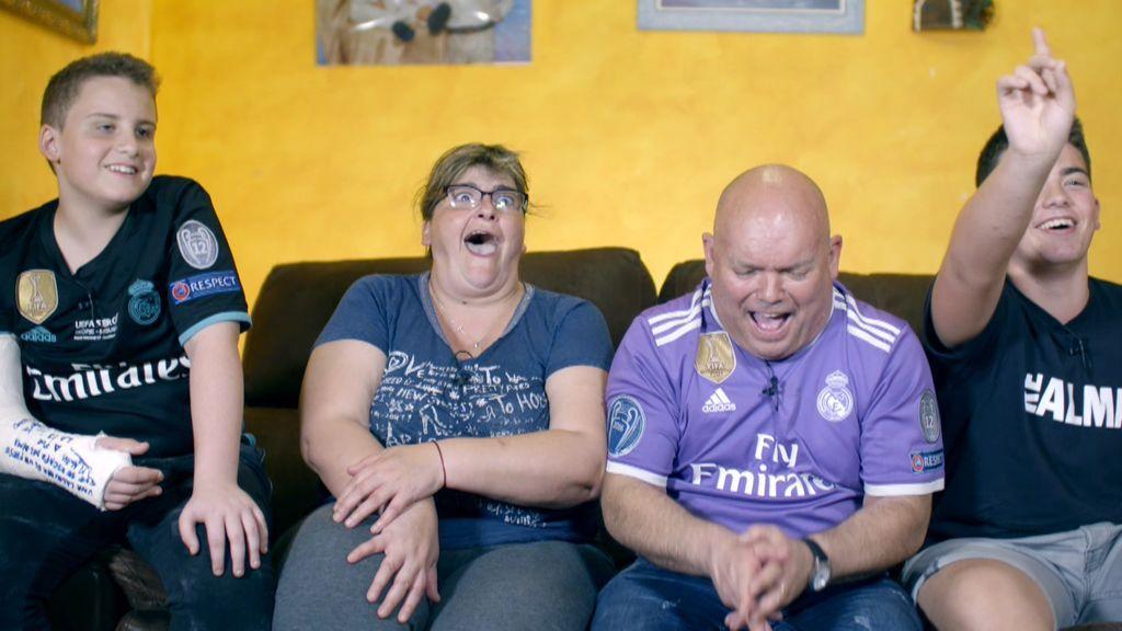 """Los Castaño son taurinos, madridistas y de Vallecas: """"Somos una familia cojonuda"""""""