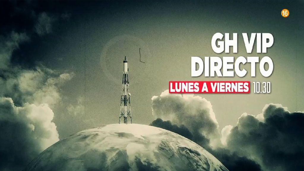 'GH VIP' en DIRECTO en BeMad Live!