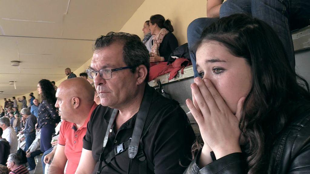 """Laia, la pequeña de los Blancafort, destrozada al ver una corrida en Las Ventas: """"Es un acto horrible de crueldad"""""""