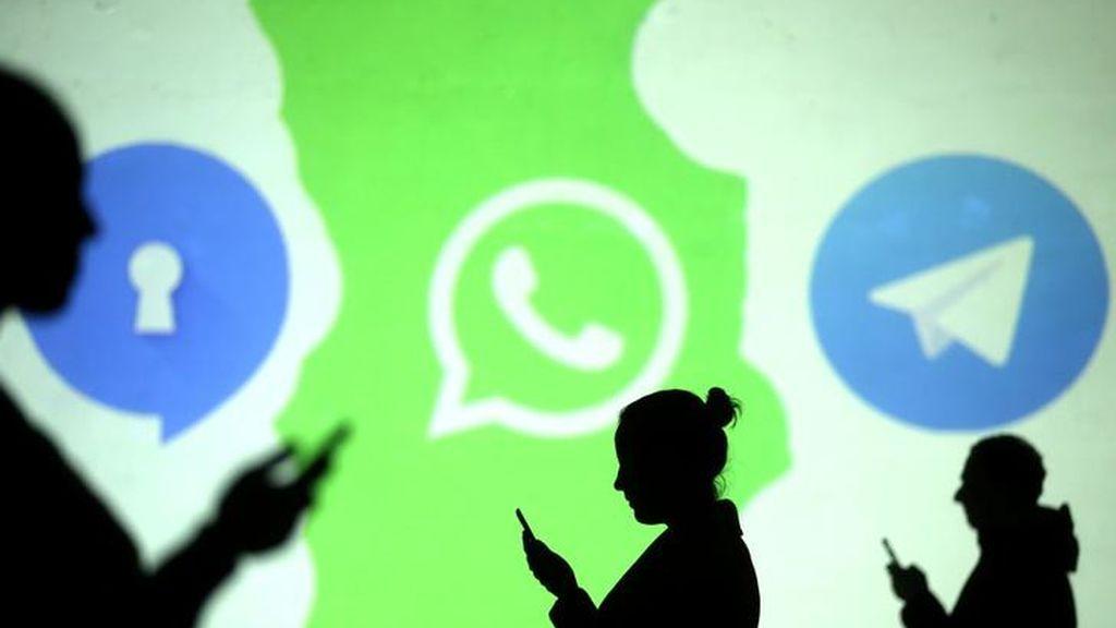WhatsApp o Telegram, las causantes del estrés de los españoles del siglo XXI