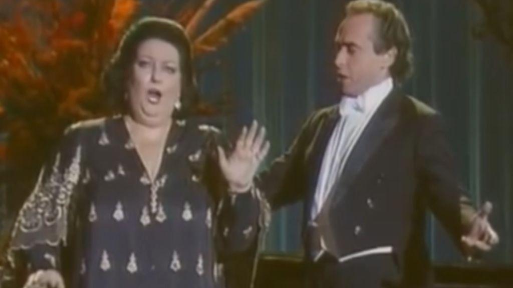 "Ainhoa Arteta y Josep Carreras recuerdan a Montserrat Caballé, ""un referente mundial"""
