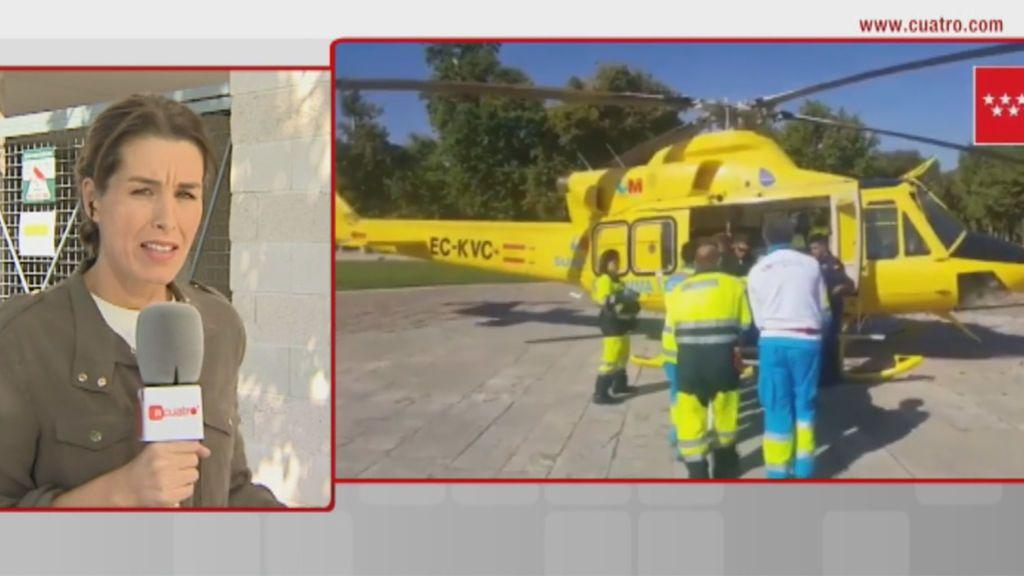 ÚLTIMA HORA, desde Aranjuez: el joven apuñalado por su padre, en estado crítico