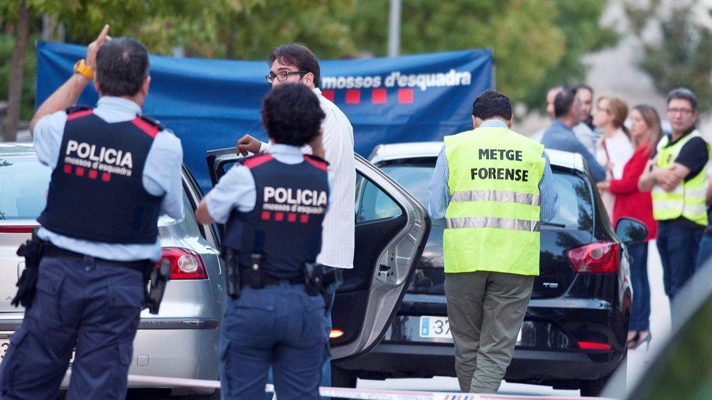 Hallan muerto al hombre que ha matado a su pareja y ha atropellado a su hija en Girona