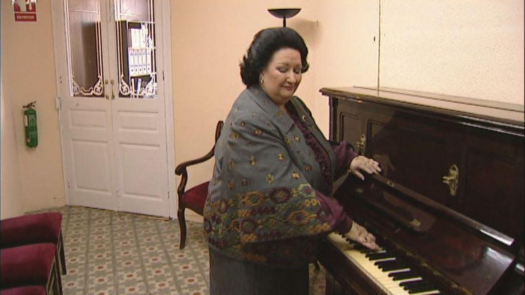 """Músicos internacionales se despiden de Montserrat Caballé: """"Nunca he esuchado a nadie como ella"""""""