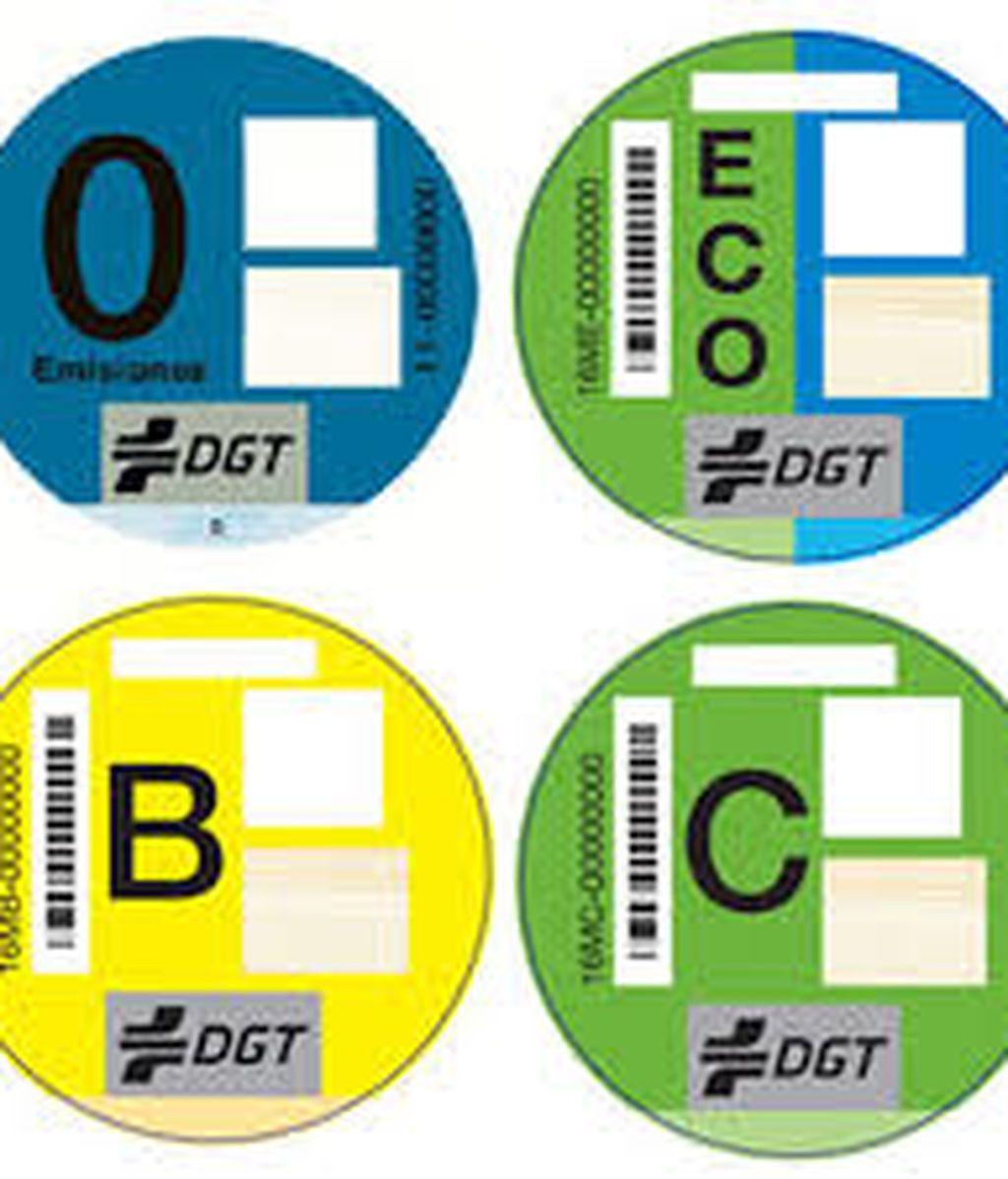 Cómo saber qué etiqueta medioambiental tienes que poner en tu coche