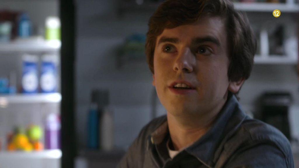 El doctor Shaun Murphy se enfrenta al coqueteo el próximo miércoles en 'The good doctor'
