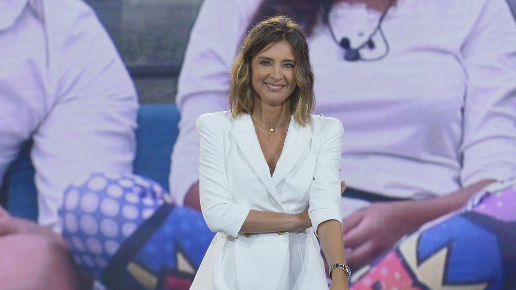 Sandra Barneda entrevista a Aramís esta noche a las 22:00 horas en el 'GH VIP: El debate'