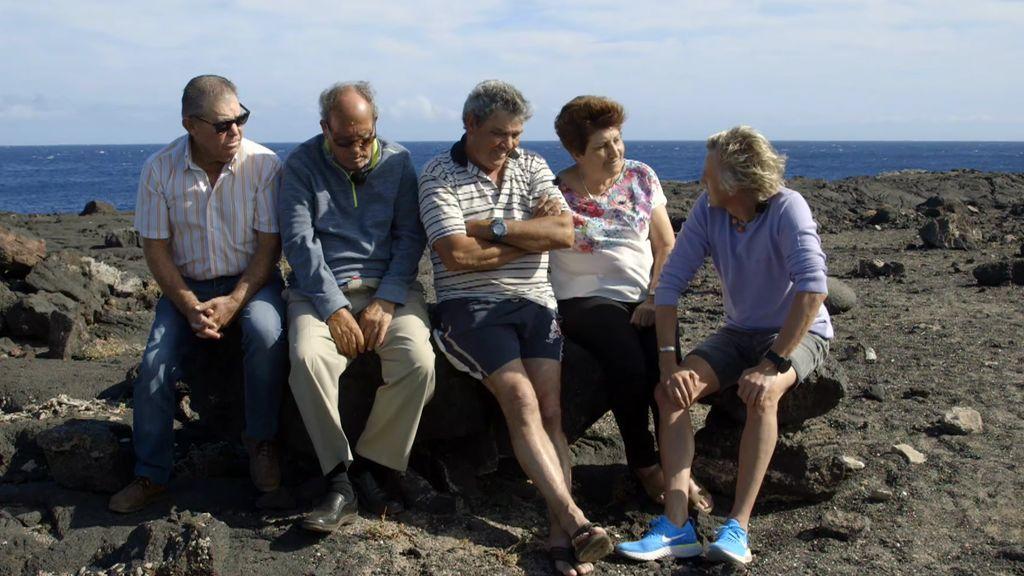 Benito, Inoel y Manolo: Los pescadores que se fueron a por un barco a Tenerife y acabaron naufragando durante semanas