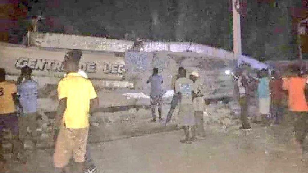 Un terremoto de magnitud 5,9 sacude Haití y deja 11 muertos