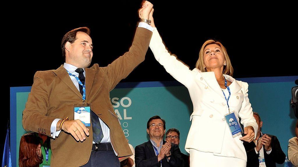 Cospedal cede a Núñez el mando del PP de Castilla-La Mancha