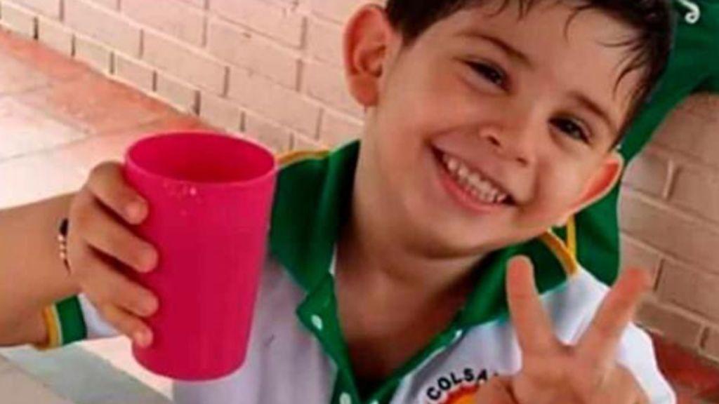 Piden la liberación del hijo secuestrado de 5 años de un alcalde colombiano