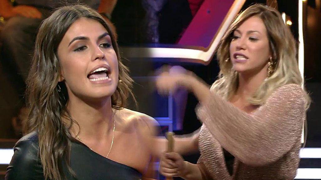 Steisy ataca a Maite Galdeano, se enfrenta a Sofía Suescun y acaba expulsada de plató
