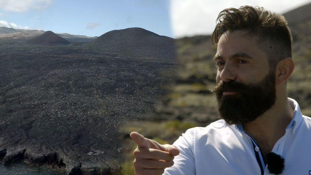 """Eugenio Fraile, sobre la Isla del Hierro: """"La erupción del volcán Tagoro se va a repetir, seguro"""""""