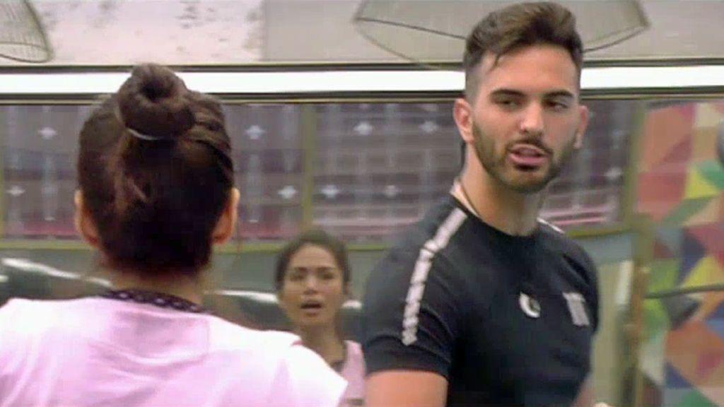Crece la tensión entre Suso y Miriam, este martes en 'GH VIP: Límite 48 horas'
