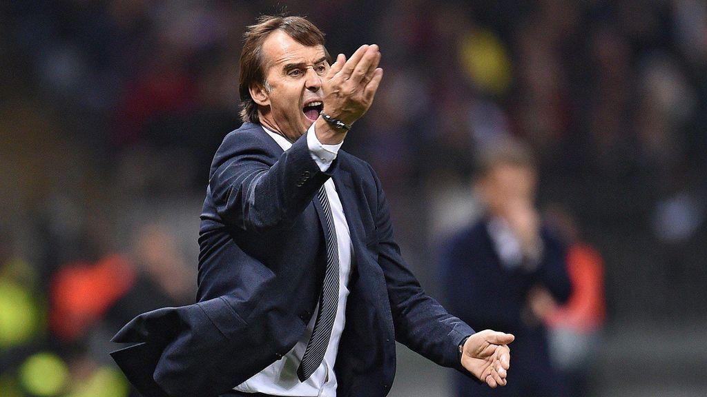 El futuro de Julen Lopetegui está en el aire pese al respaldo del vestuario del Real Madrid