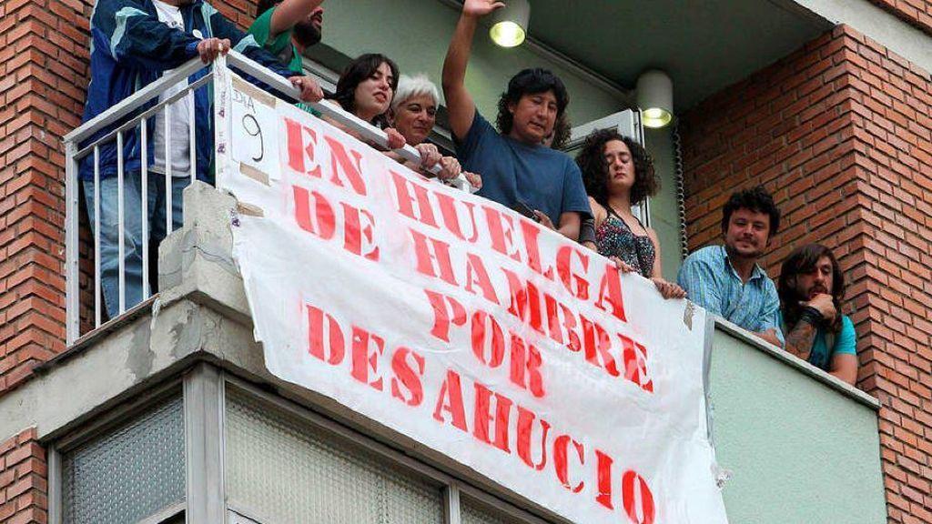 En Cataluña se practica uno de cada cuatro desahucios que tienen lugar en España