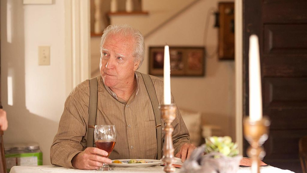 Scott Wilson en la segunda temporada de The walking dead.