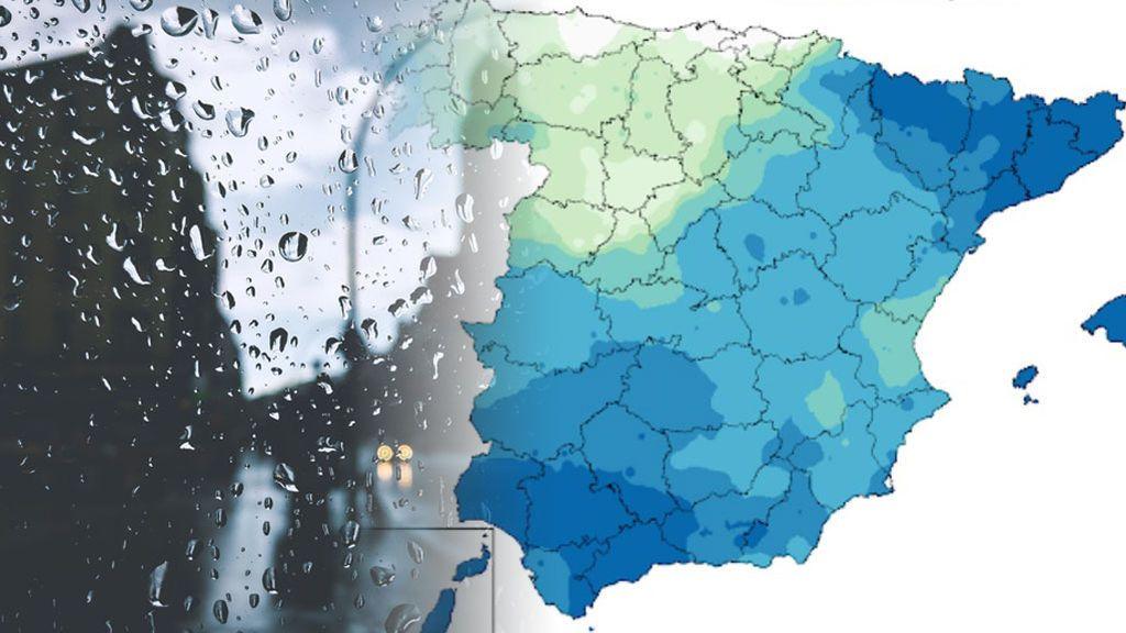 El miércoles y el jueves va a llover intensamente: analizamos dónde