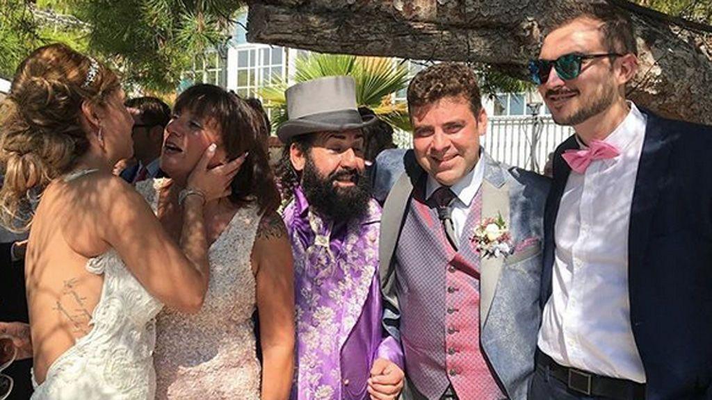 Éxitos y fracasos: Todos los 'looks' en la boda de la hija de Karina y Juan Miguel