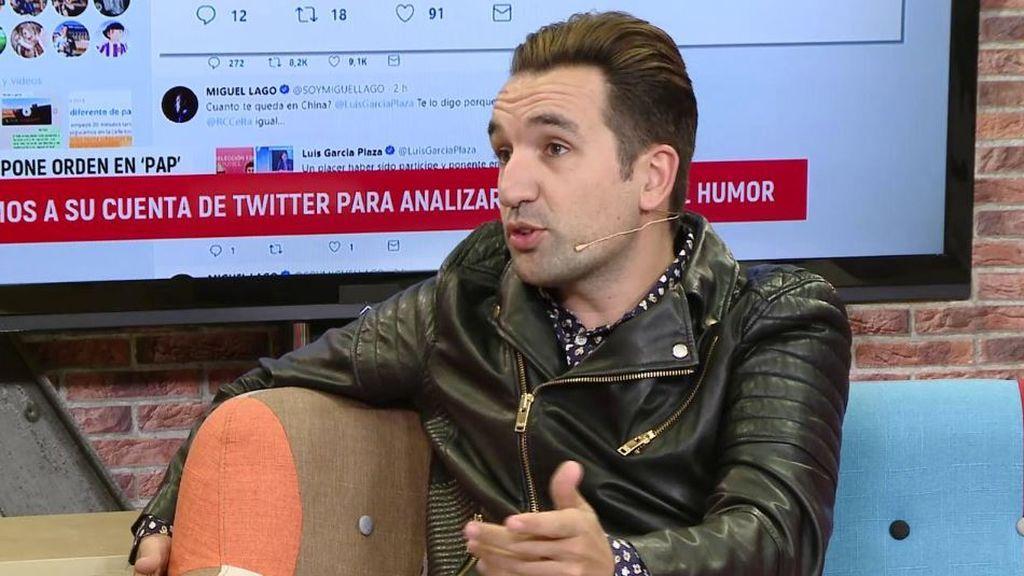 """Miguel Lago da un 'zasca' a Gabriel Rufián: """"Guiñar un ojo es machista y, sobre todo, faltón"""""""