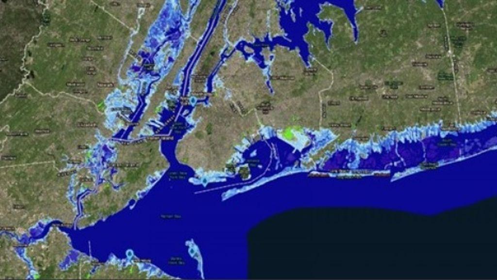 nivel del mar