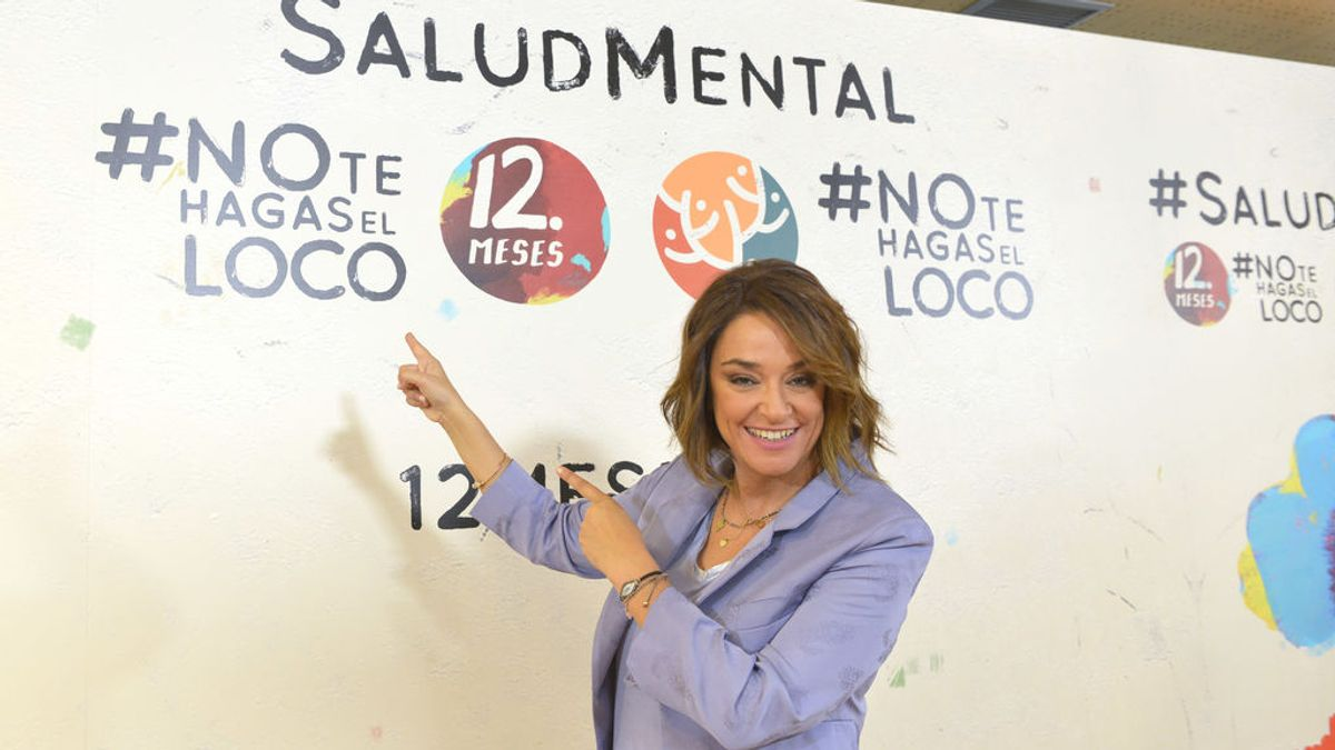 Toñi Moreno prescriptora de la campaña #NOTEHAGASELLOCO