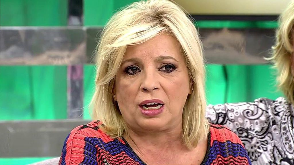 """Carmen Borrego, sobre la ausencia de Edmundo en la operación de Terelu: """"No hay ningún problema"""""""