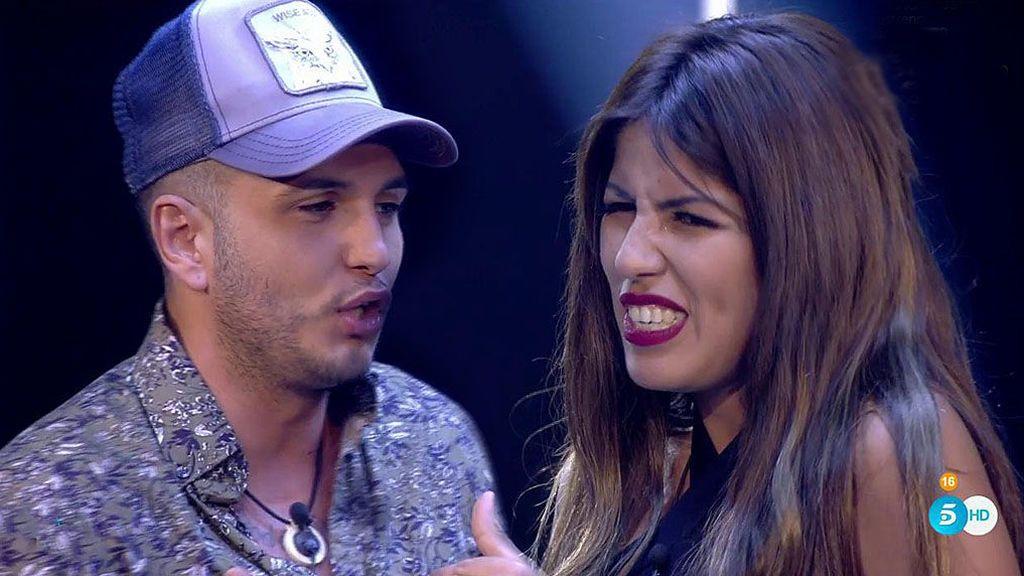 Isa Pantoja pide en sus redes que expulsen a Omar de 'GH VIP'