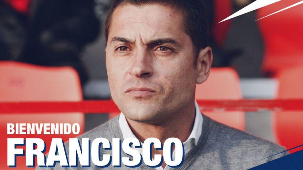 Francisco Rodríguez, nombrado nuevo entrenador del Huesca