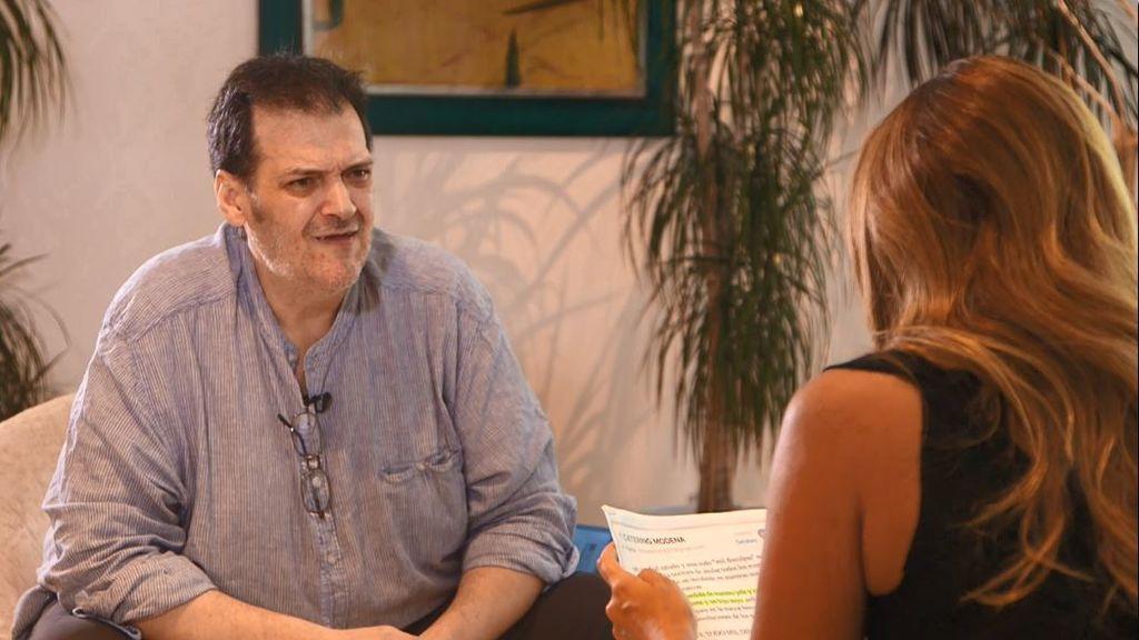 "Jesús Campos, entrevista al estafador de bodas: ""Me forzaron a declararme culpable para no implicar a mi hijo"""