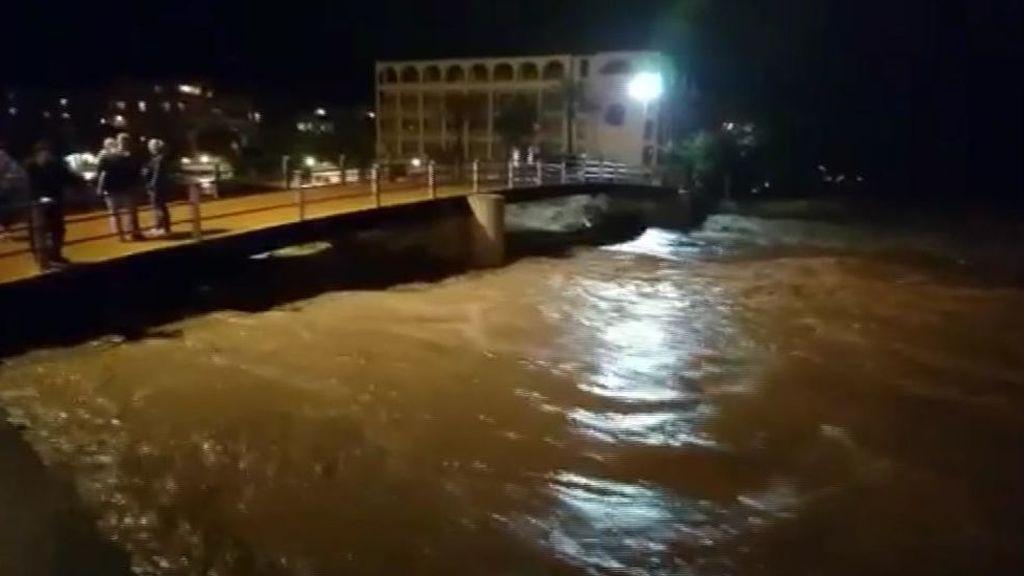 Tragedia en Mallorca por el desbordamiento de un torrente por las fuertes lluvias
