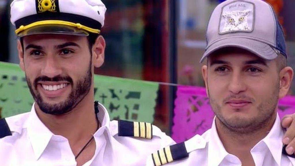 Omar y Asraf se juegan la tercera expulsión de 'GH VIP 6'